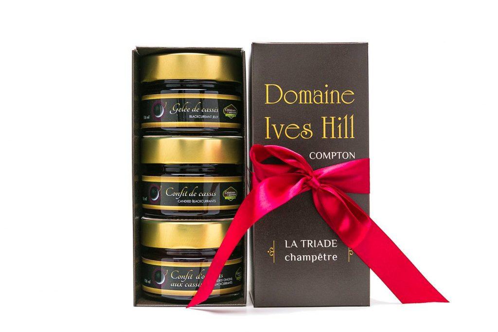 Domaine Ives Hill, Compton, Cantons-de-l'Est